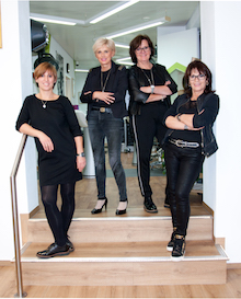 Das Team Ebru Creative Hair
